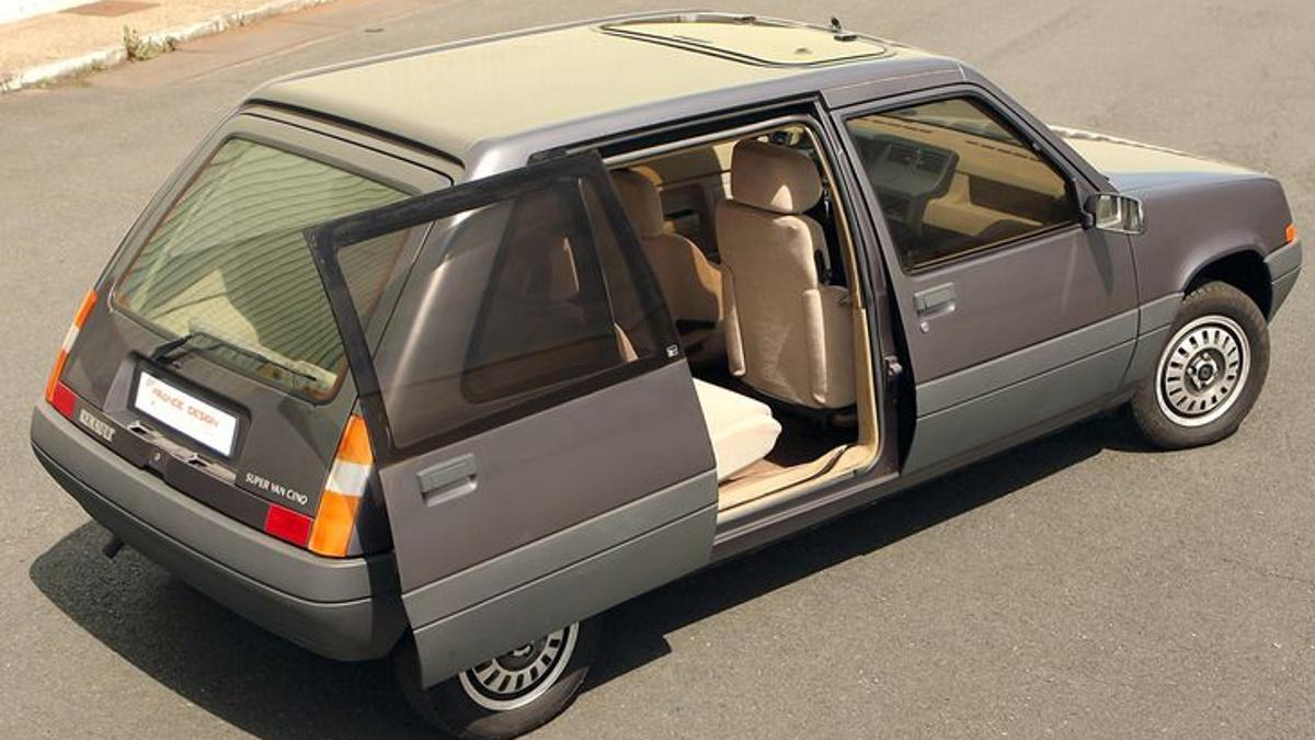 Renault Super Van Cinq 2