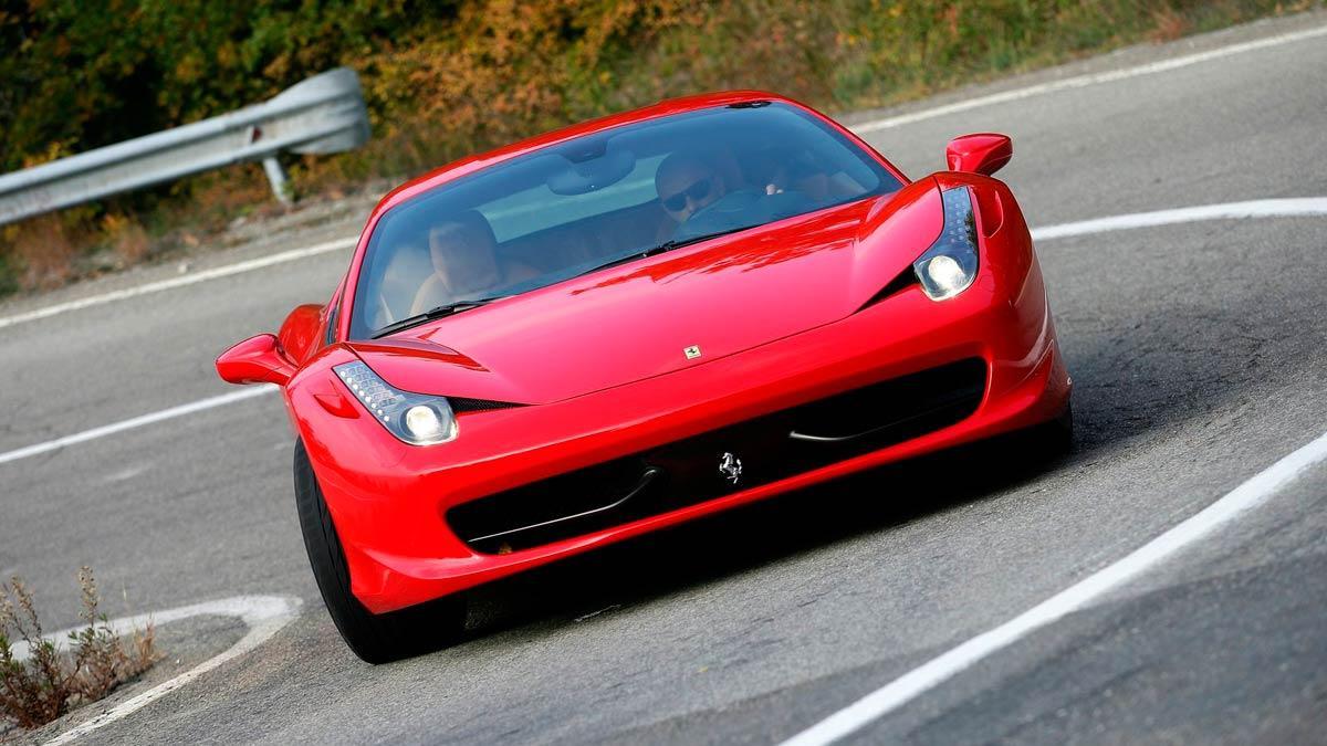 superdeportivos Rivales Ferrari 458 Italia