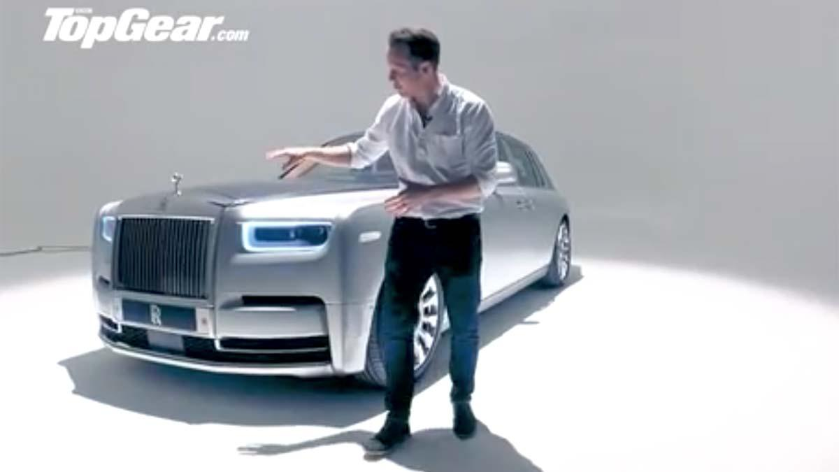 Rolls-Royce Phantom Top Gear