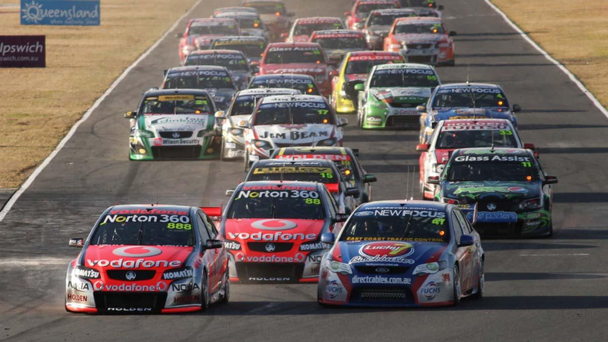 V8 Supercars Australia TG Top Gear