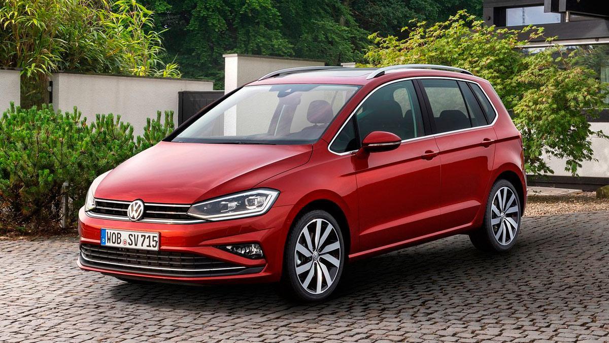 Volkswagen Golf Sportsvan 2017 (I)