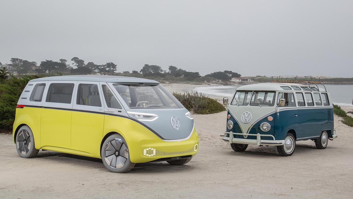 Volkswagen Microbús (II)