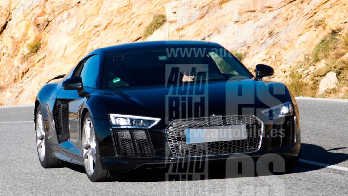 Audi R8 V6 2018 (I)