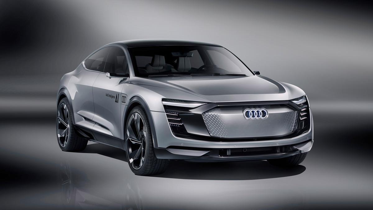 Audi Elaine Concept (I)
