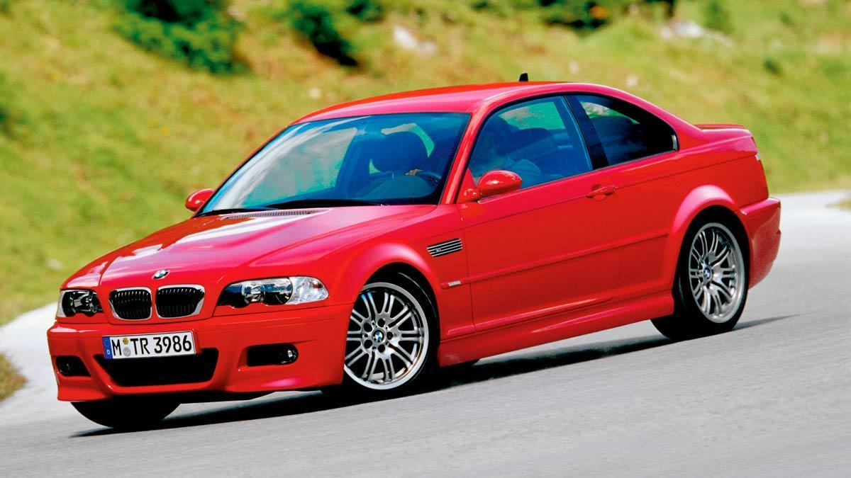 BMW M3 e46 deportivo