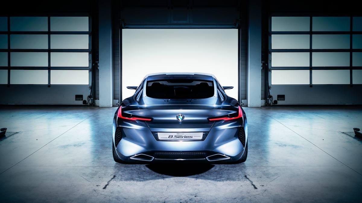 BMW Serie 8 TG
