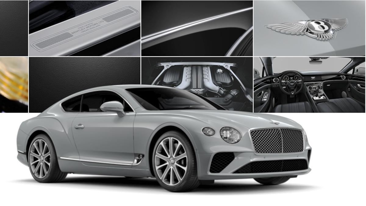 El configurador del Bentley Continental GT 2018