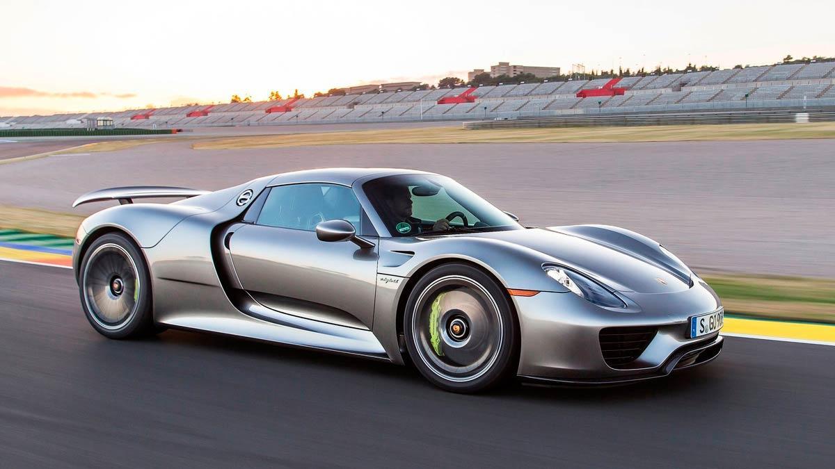 Los deportivos más rápidos coches aceleran