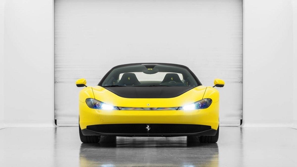 Ferrari Sergio (I)
