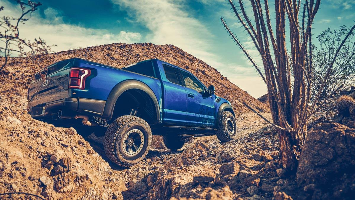 Ford F-150 Raptor TG