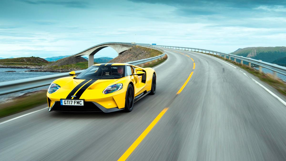 Ford GT, Atlantic Road (I)