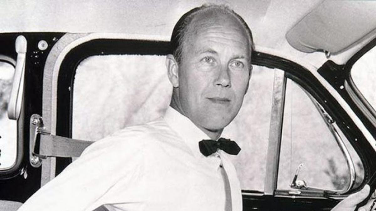 El inventor del cinturón de seguridad