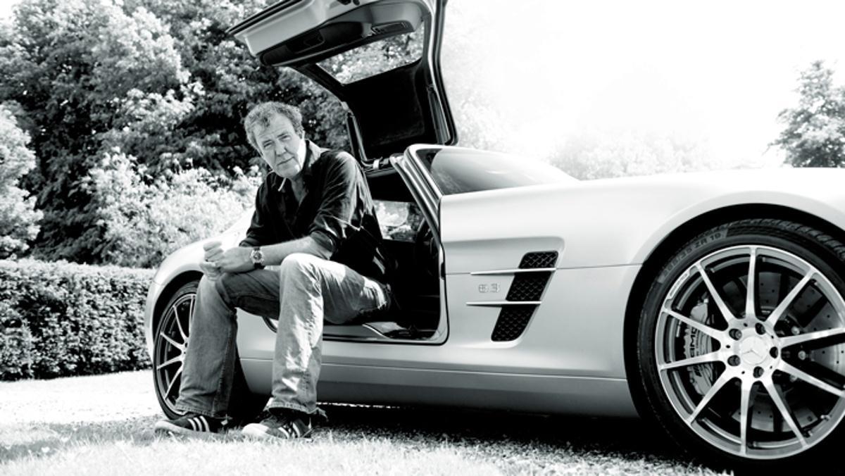 Fue uno de los presentadores de Top Gear TV