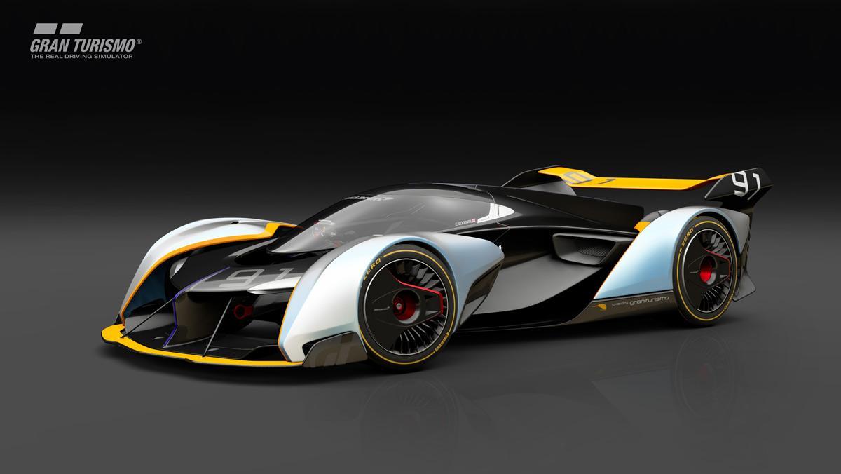 McLaren Ultimate Vision Gran Turismo (I)