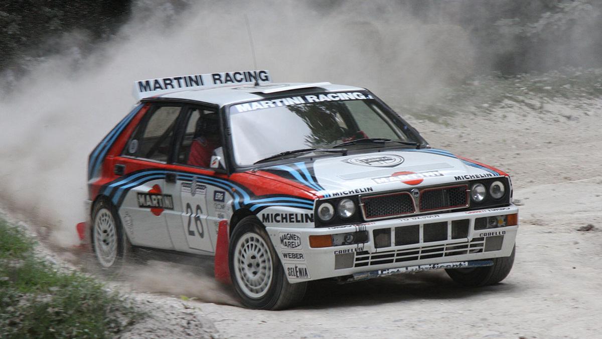 Los mejores pepinos del Motorsport: Lancia Delta Integrale
