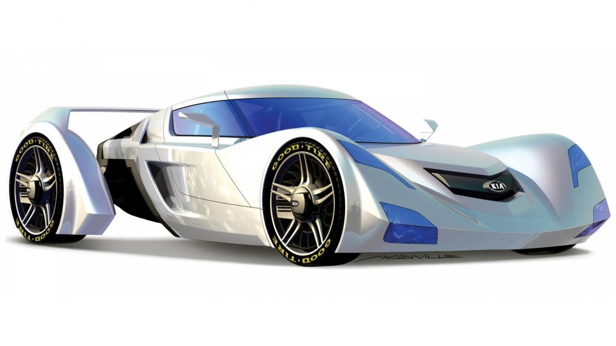 Kia Sidewinder concept deportivo prototipo