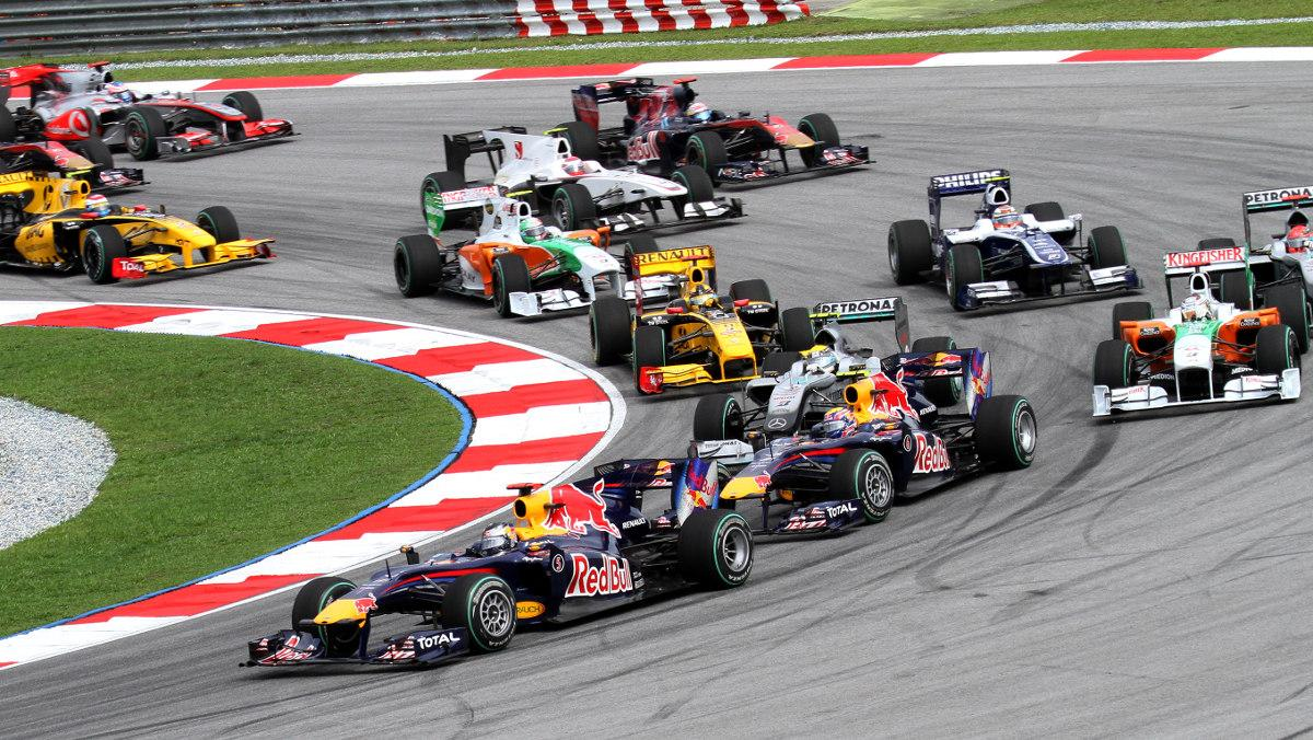 Momentos memorables del GP Malasia F1