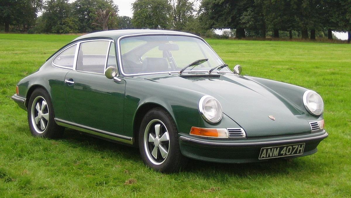 Porsche 911 1969 Wiki de Charles01