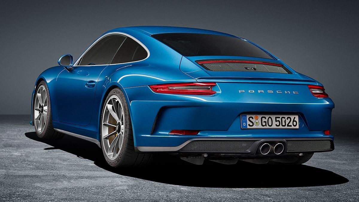 Porsche 911 GT3 2017 Touring Package