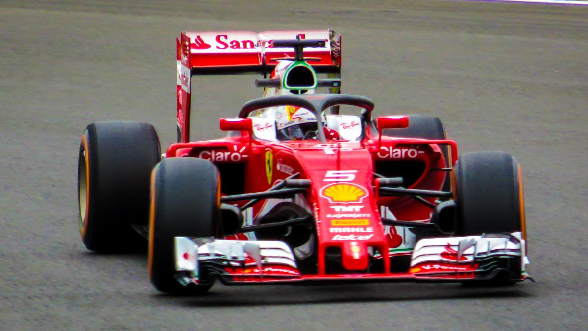 El precio del halo F1