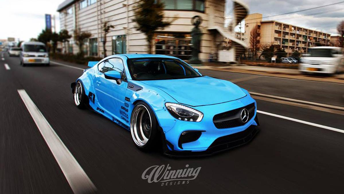 Toyota GT86 AMG by WinningDesigns