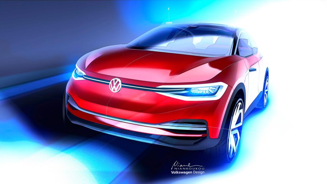 Volkswagen I.D Crozz