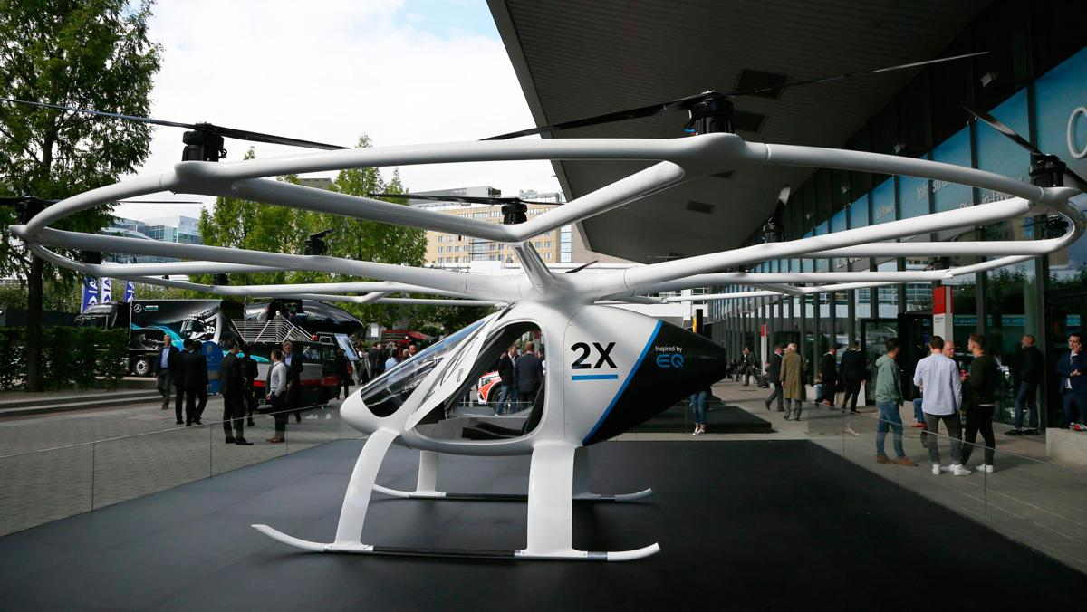 Volocopter (I)