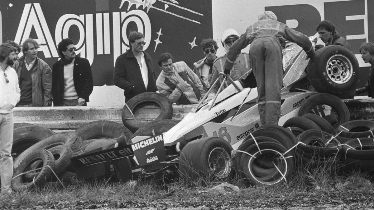 accidentes F1 que influyeron en la seguridad del Gran Circo