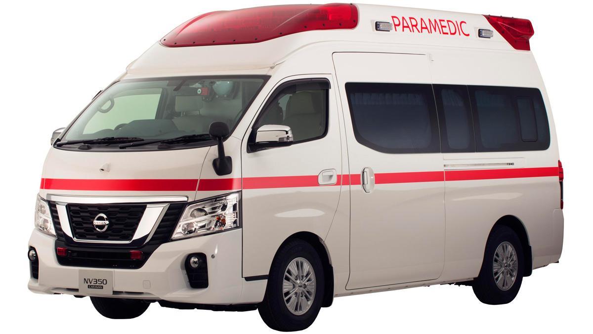 Ambulancia Nissan