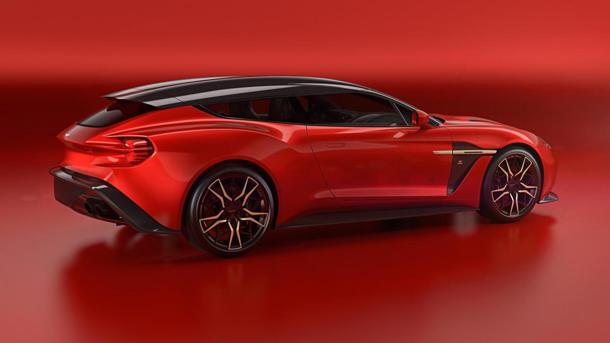 Aston Martin Zagato Shooting Brake (I)