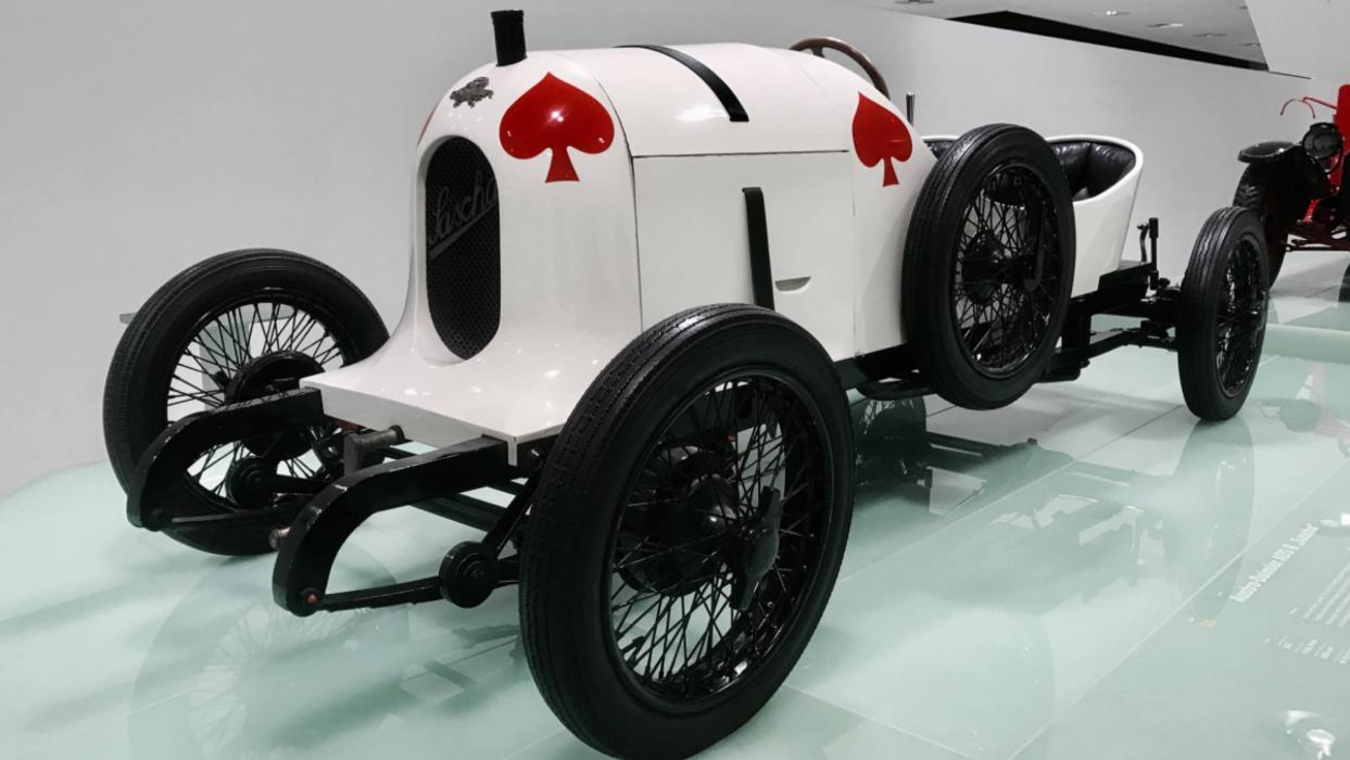 Austro-Daimler Sascha