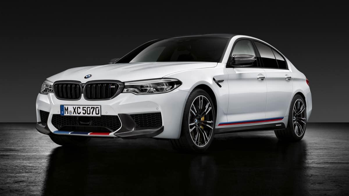 BMW M5 M Performance