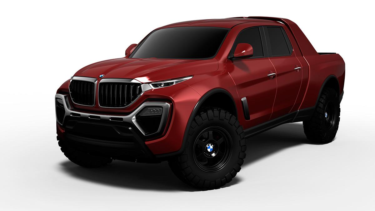 BMW pick-up (I)