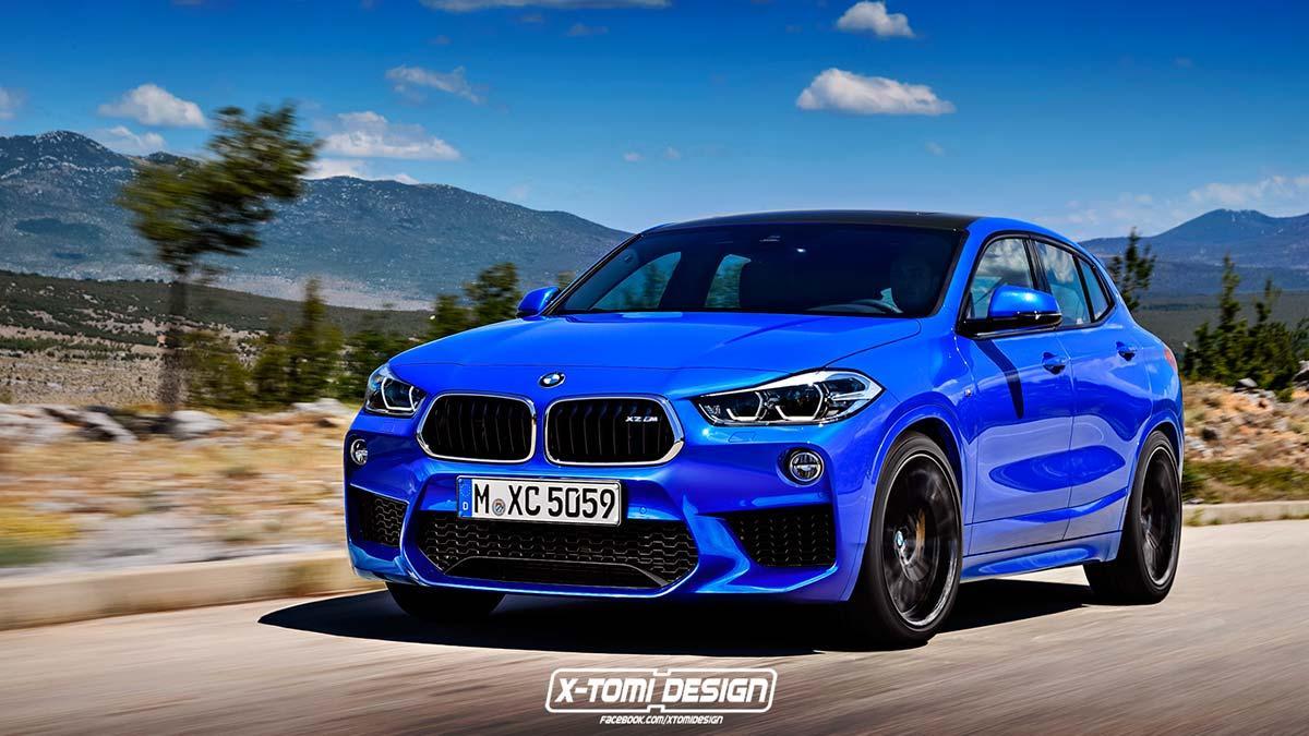 BMW X2 M by X-Tomi Design suv deportivo