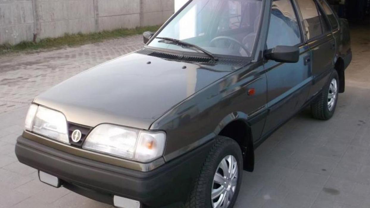 FSO Polonez modificado