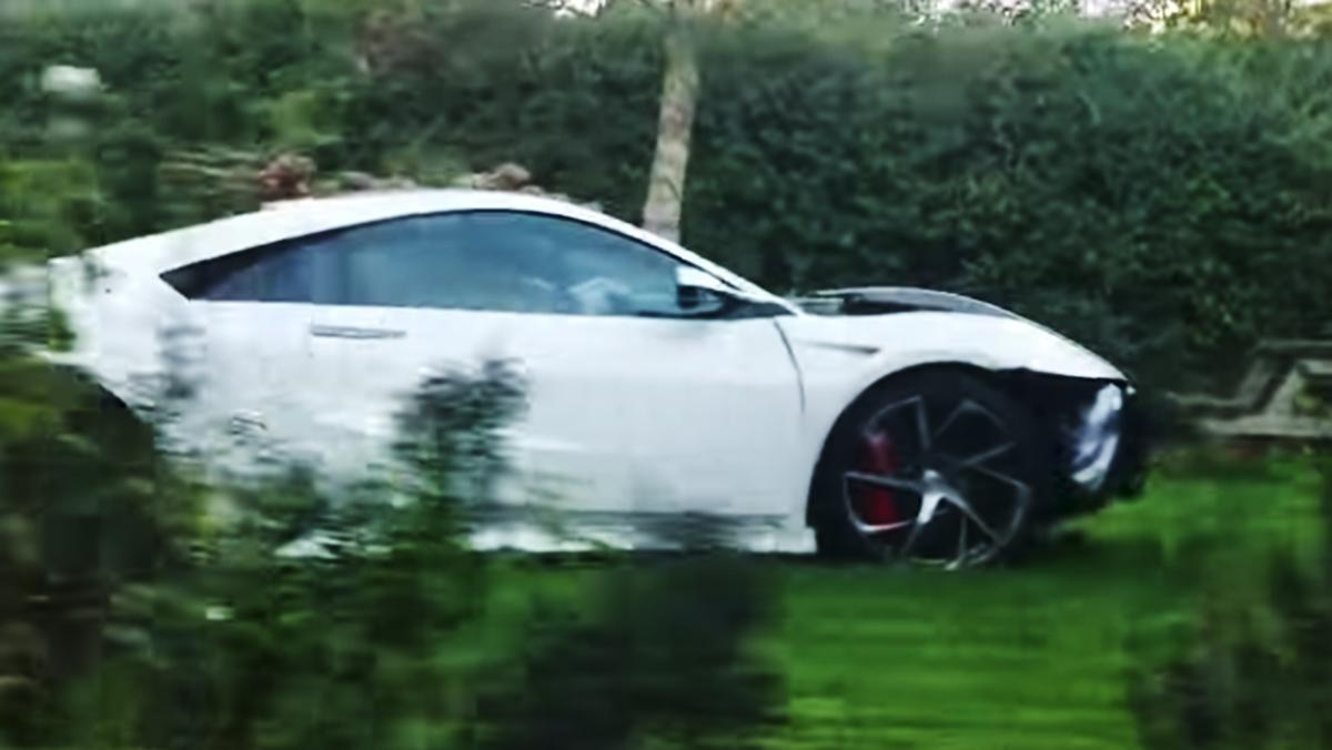 El Honda NSX más rápido... en estrellarse
