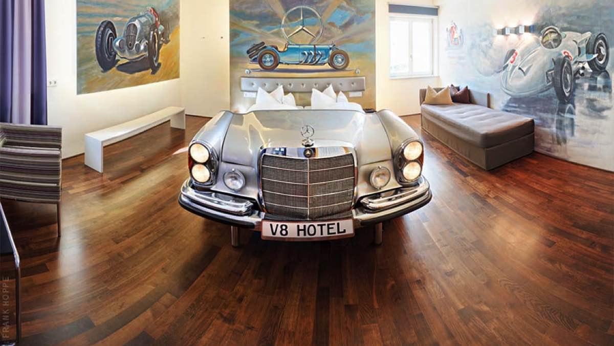 Hotel V8 - Stuttgart