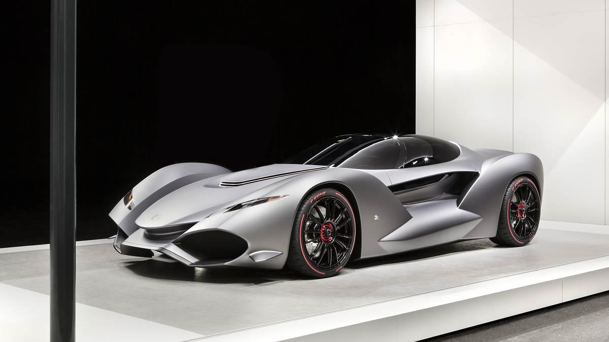 Iso Rivolta Zagato Vision Gran Turismo deportivo lujo afilado
