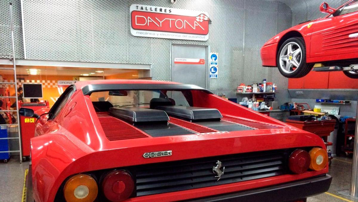 Mantenimiento Ferrari