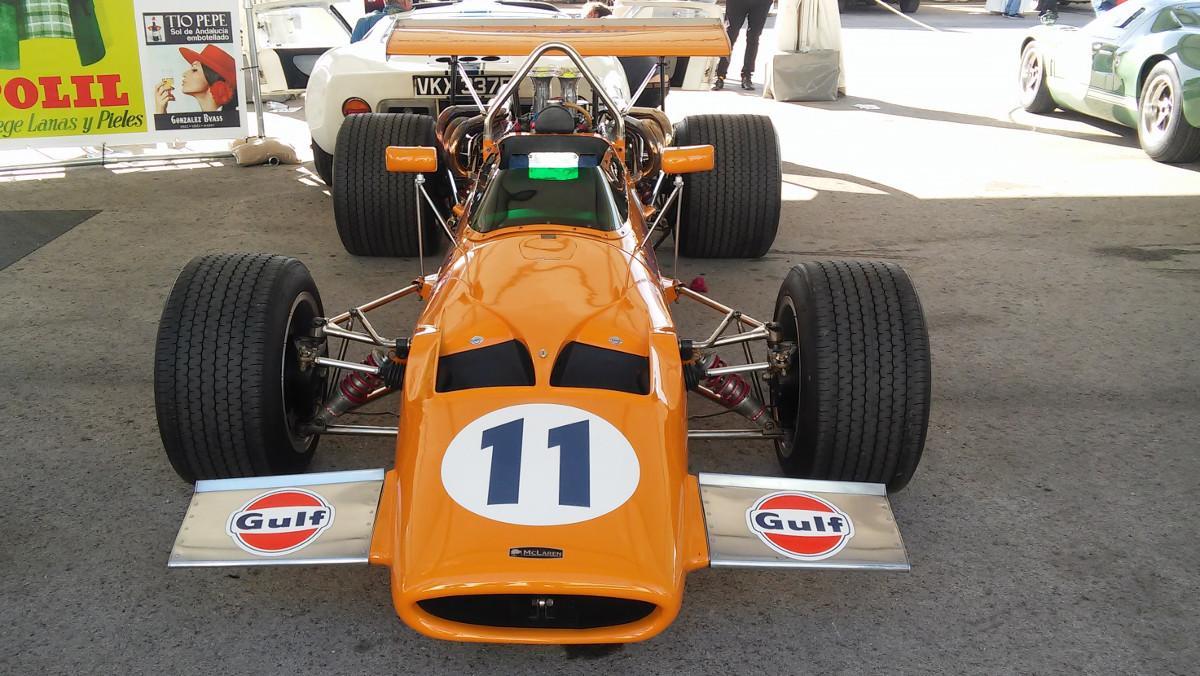 McLaren M10A 1969