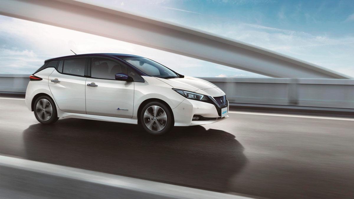 Nissan Leaf (I)