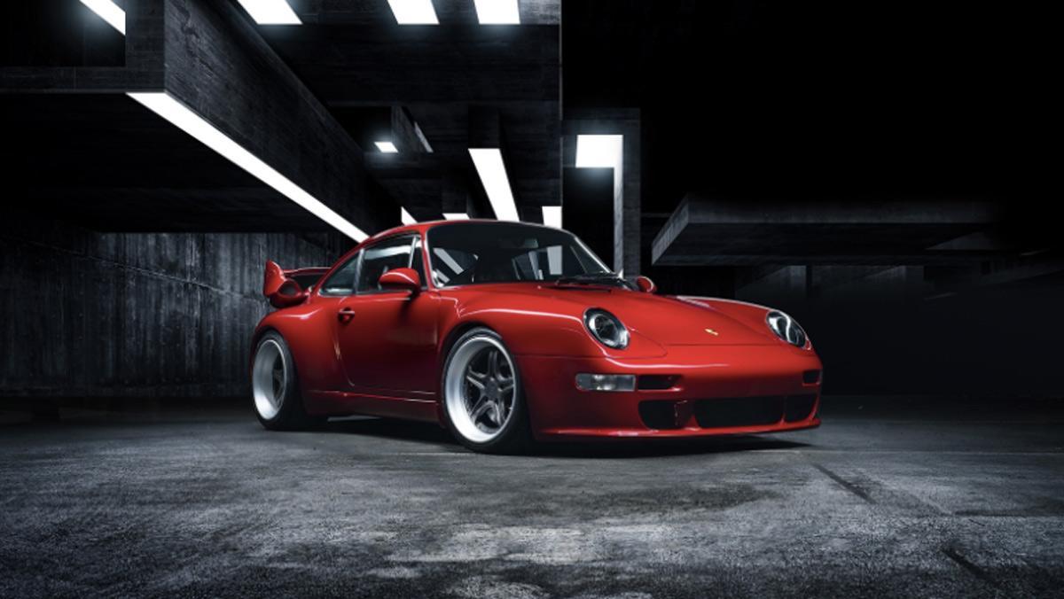 Porsche 993 400 R (I)