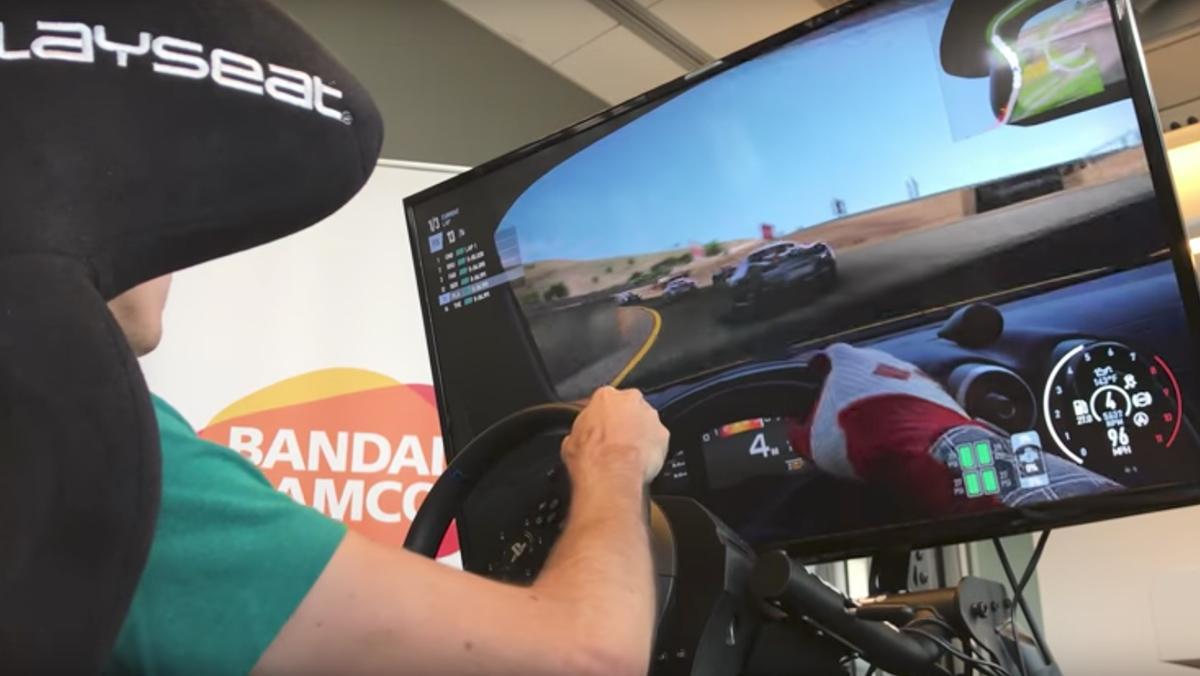 ¿Puede un jugador de videojuegos vencer a un piloto real?