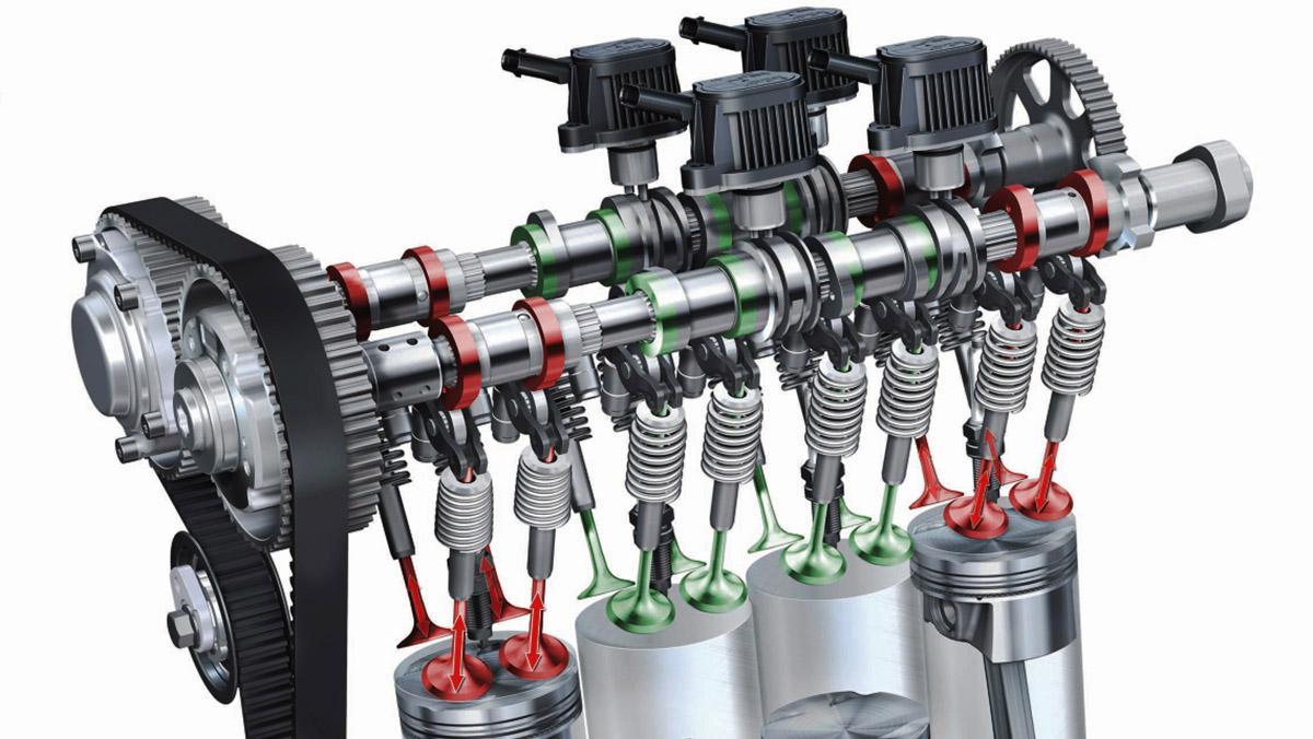 ¿Qué es la desconexión de cilindros?