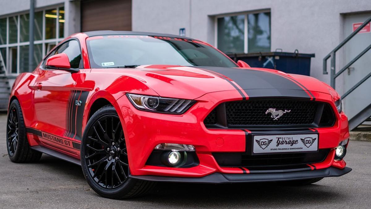 Los rivales del Mustang