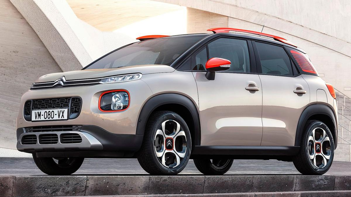 SUV pequeños: Citroën C3 Aircross (I)