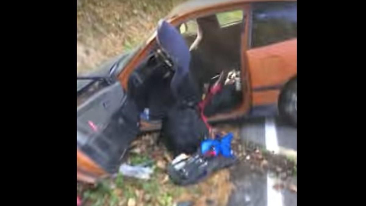 Vídeo Honda CRX