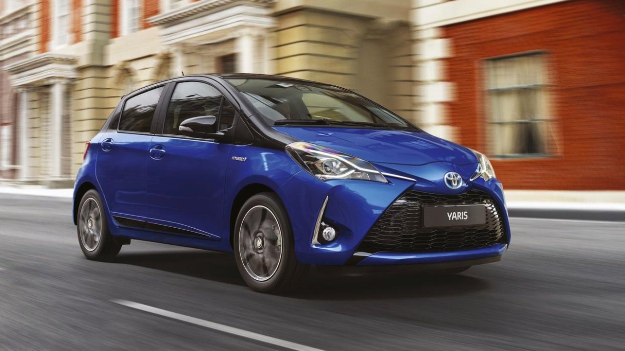 Virtudes y defecto Toyota Yaris 2017
