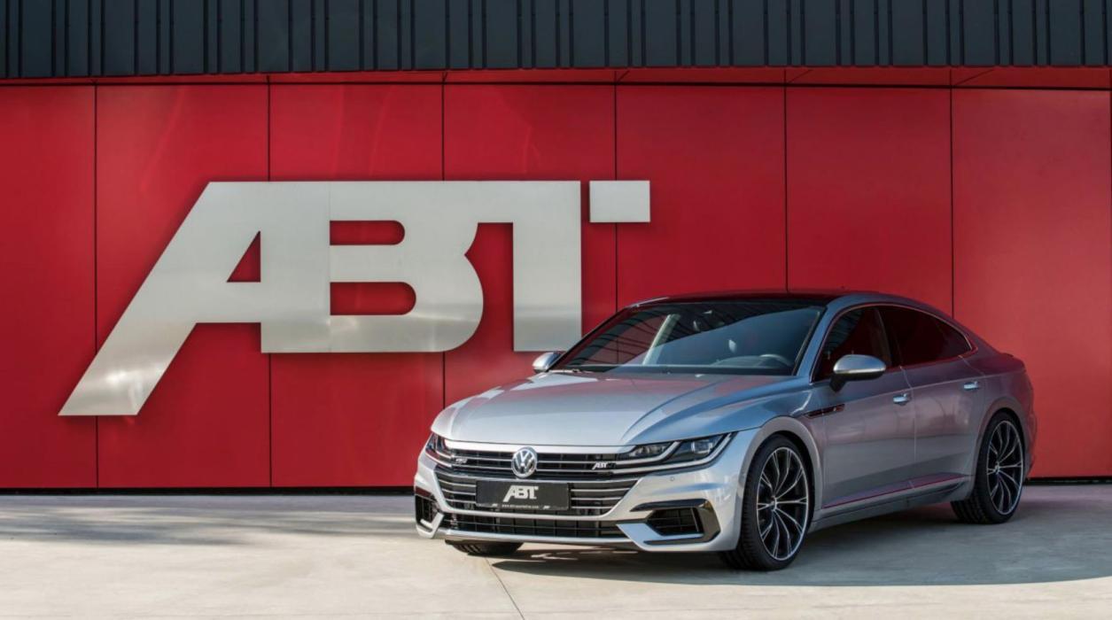 Volkswagen Arteon R by ABT