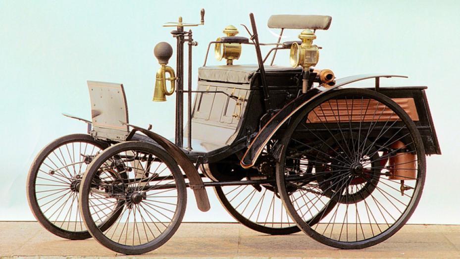 Benz Velo 1894 - 19,31 km/h
